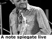 DANIELE SEPE band note spiegate live