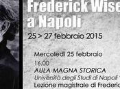 Frederick Wiseman, grande regista americano Napoli giorni