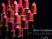 Talking About: L'Oreal, Buon 30°Compleanno Color Riche