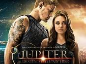Jupiter, destino dell'universo pulire bagni regina della terra passo breve