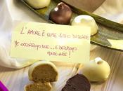 Baci cioccolato liquirizia filosofeggiando allegria significato dell'amore