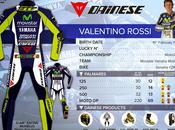 Dainese Racing Suit Valentino Rossi 2015