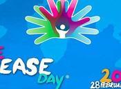 Giornata mondiale delle malattie rare 2015. Giorno giorno, mano nella mano.