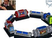 LHC: ricostruito LEGO