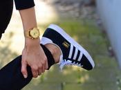 Steal Look Adidas Gazelle Edition