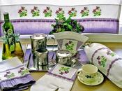 cucina primavera profuma violette