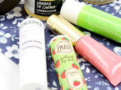Beauty notes: Balm party!