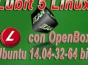Lubit Linux Ubuntu 14.04 OpenBox