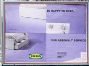 Ikea: Assembly Service Billboard