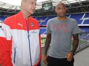 Arsenal: Wenger ferri corti Kroenkie, successione spunta…Thierry Henry!