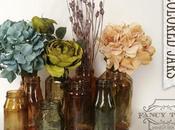 Come tingere vasetti vetro