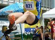 Grande spettacolo tricolori master Ancona, record mondiale Gianni Becatti lungo