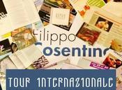 Filippo Cosentino: Tour Internazionale marzo maggio 2015.