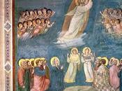 """LUOGO OLTRE SPAZIO DIPINTO """"Vado preparare luogo voi"""" 14,2) Cappella degli Scrovegni Padova Giotto"""