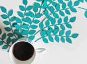 Coffee Paper cuts