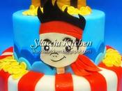 Jake Neverland Pirates Cake
