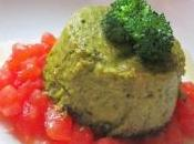 Sformatini broccolo siciliano pomodoro concassè
