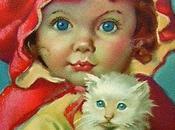 Schema punto croce: Bimbo gattino