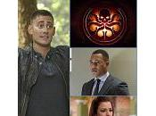 SPOILER Agents SHIELD, Once Upon Time, Following, Chasing Life, Empire, Scandal Glee