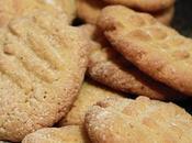 Biscotti Farina Integrale Burro Arachidi