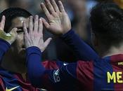 Barcellona-Rayo 6-1- Messi Suarez incantano: Barça capolista