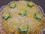 Torta mimosa!!!!!!!!!