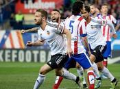 Atletico Madrid-Valencia 1-1: lotta…libera terzo posto. Calci proteste Calderon