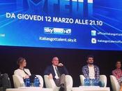 Italia's Talent, risate talenti giovedì