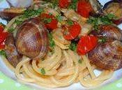 Spaghetti Vongole Rucola