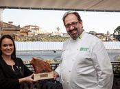 Bord Chefs' Irish Beef Club celebrano Patrizio