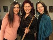 Appuntamenti musicali flautista Luisa Sello, marzo 2015.