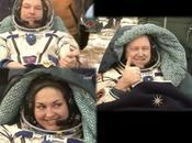 Astronauti dell'Expedition rientrati Terra
