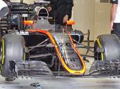 MELBOURNE: McLaren nuovi turning vanes