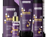BOTOX BluOrange, nuova linea ringiovanisce nostri capelli!