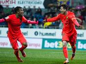 Eibar-Barcellona 0-2, video highlights