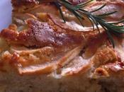 Torta mele classica troppo (con rosmarino zenzero)