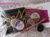 Neve Cosmetics Haul: swatches review