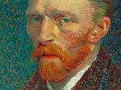 """Schema punto croce: Vincent Gogh """"Autoritratto"""""""