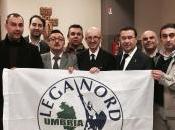 Elezioni regionali, Lega Nord Umbria Salvini parte Assisi