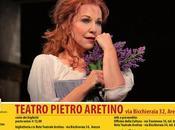 donna lago Teatro Pietro Aretino