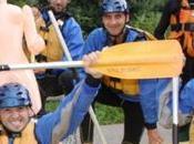 Rafting Center Sole: addio celibato speciale