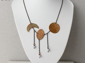 Moon Phases necklace nr.04 Style tips