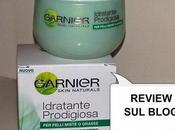 Idratante prodigiosa sorbetto garnier review