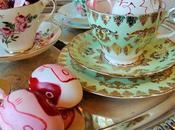 Porcellane inglesi Pasqua amiche..