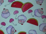 [sketching time] Sorbetto Safari Baby Print