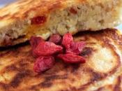 Pancake cocco bacche Goji CorporeSano