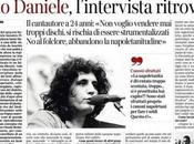 """Video. Pino Daniele, intervista inedita: """"Sono stati sfruttati canoni napoletani fare soldi"""""""
