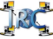 Attualmente client diffuso mIRC, estremamente personalizzabile configurabile.
