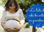 Cibi evitare gravidanza