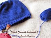 Cappello realizzato maglia ferri fatto mano!